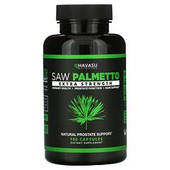 Havasu Nutrition, 鋸棕櫚,特強型,100 粒膠囊