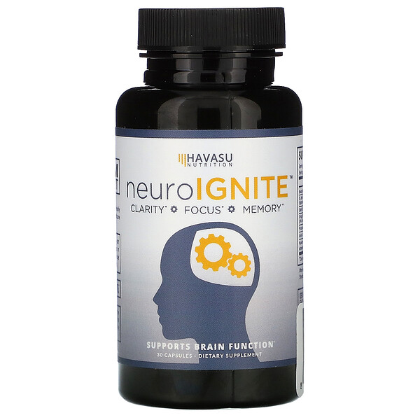 NeuroIGNITE, 30 Capsules
