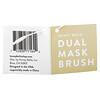 Honey Belle, Dual Mask Brush, 1 Brush