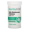 HealthyBiom, Daily Maintenance Probiotics, 5 Billion CFUs, 90 Veggie Capsules