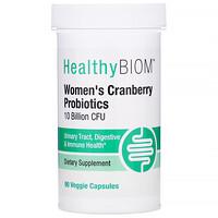 Women's Cranberry Probiotics, 10 Billion CFU, 90 Veggie Capsules - фото