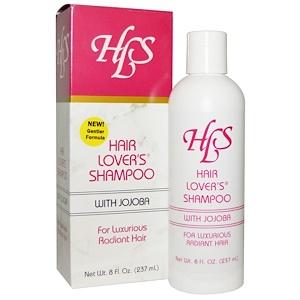 Хоуб Лэбс, Hair Lover's Shampoo with Jojoba, 8 fl oz (237 ml) отзывы