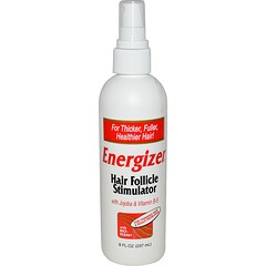 Hobe Labs, Energizer, Hair Follicle Stimulator, 8 fl oz (237 ml)