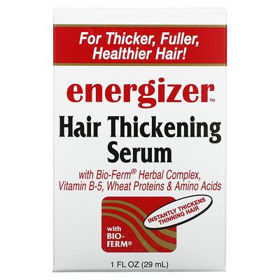 Hobe Labs Energizer, укрепляющая сыворотка для волос, 29 мл