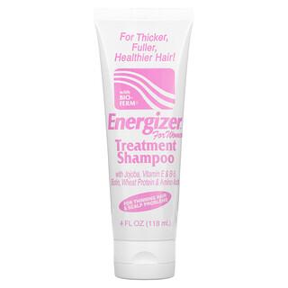Hobe Labs, Energizer Treatment Shampoo, For Women, 4 fl oz (118 ml)