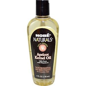 Хоуб Лэбс, Naturals, Apricot Kernel Oil, 4 fl oz (118 ml) отзывы покупателей