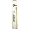 The Humble Co., Humble Bamboo Toothbrush, Adult Sensitive, White, 1 Toothbrush
