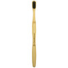 The Humble Co., Humble Bamboo Toothbrush, Adult Sensitive, Black, 1 Toothbrush