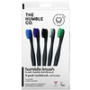The Humble Co., Humble Brush, Toothbrush, Soft Bristles, 5 Pack