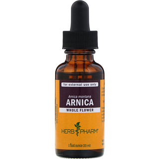 Herb Pharm, Arnica, Whole Flower, 1 fl oz (30 ml)