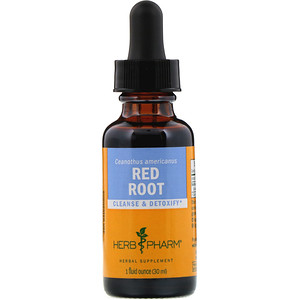 Херб Фарм, Red Root, 1 fl oz (30 ml) отзывы