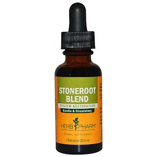 Herb Pharm, Stoneroot Blend Liquid Extract, 1 fl oz (29.6 ml)