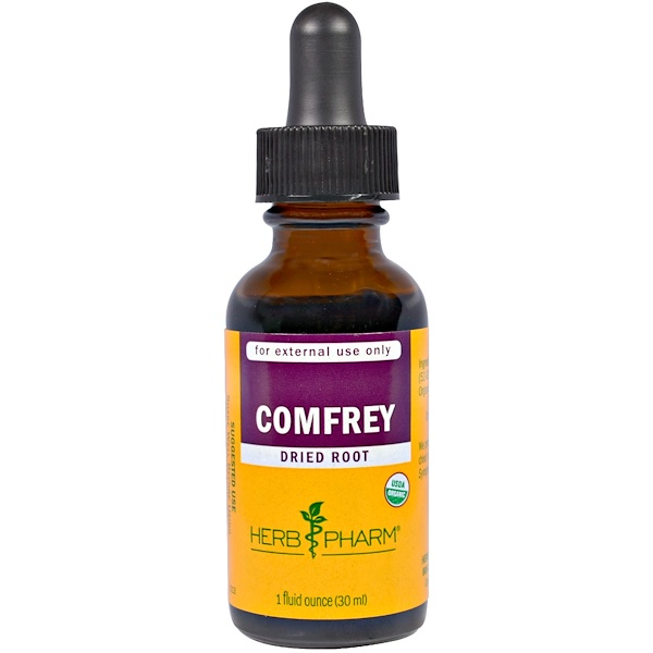 Herb Pharm, Comfrey, 1 fl oz (30 ml)