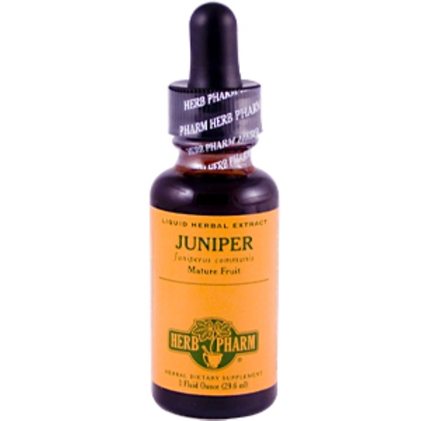 Herb Pharm, Juniper, 1 fl oz (29.6 ml) (Discontinued Item)