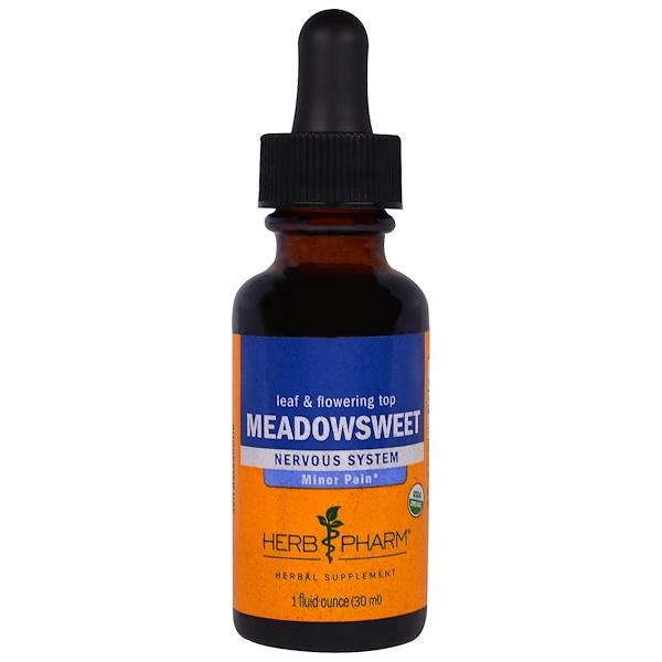 Herb Pharm, Meadowsweet, 1 fl oz (30 ml)
