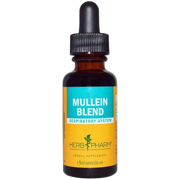 Herb Pharm, Mullein Blend, 1 fl oz (30 ml)