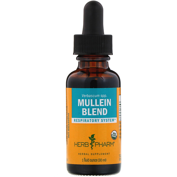 Herb Pharm, Mullein Blend, 1 fl oz (30 ml)