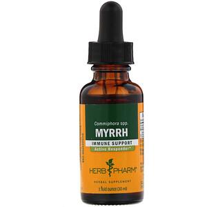 Херб Фарм, Myrrh, 1 fl oz (30 ml) отзывы