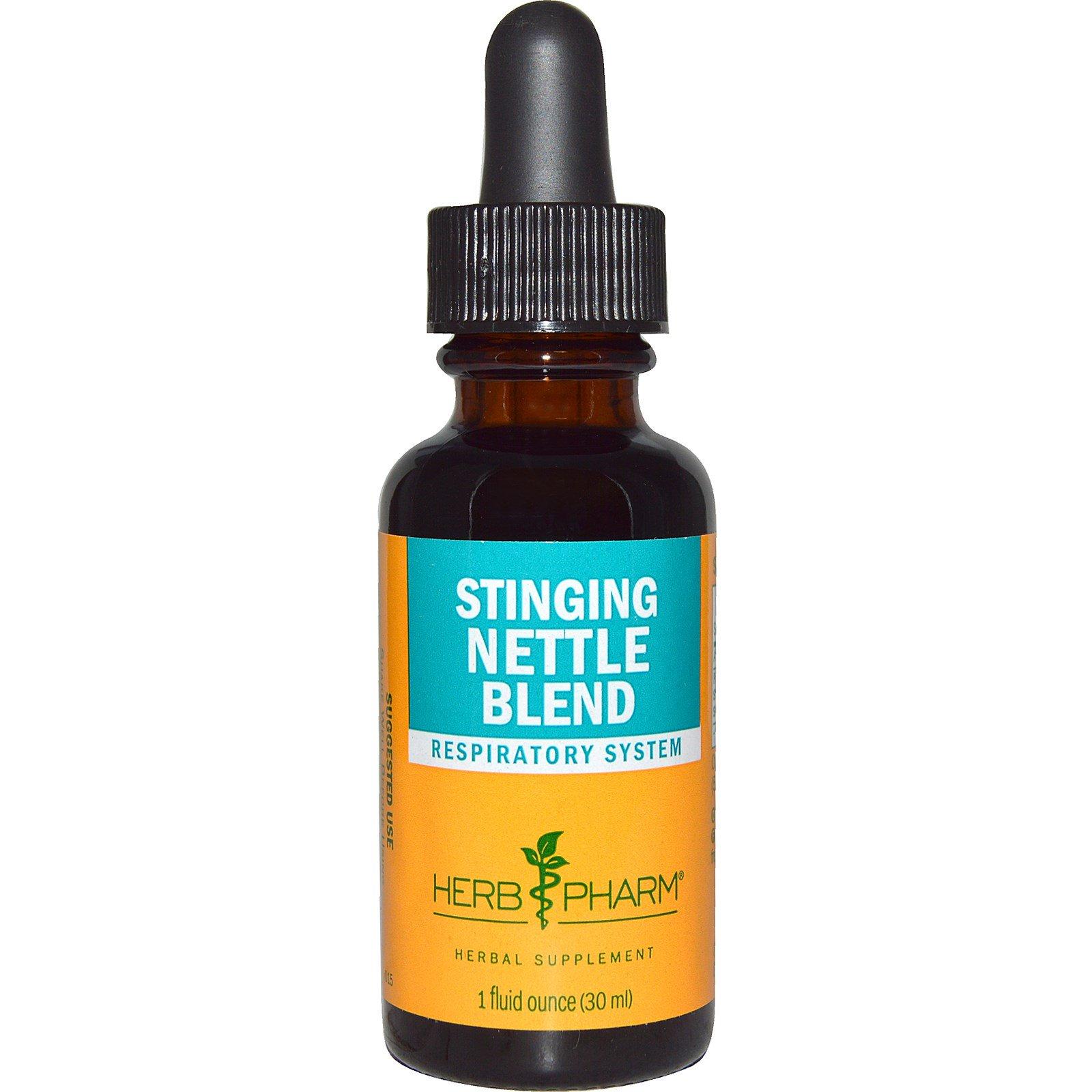Herb Pharm, Смесь крапивы жгучей, 1 жидкая унция (30 мл)
