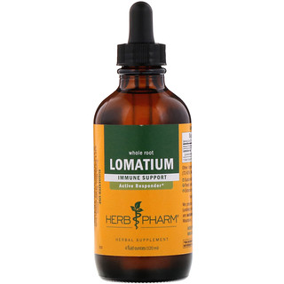 Herb Pharm, اللوماتيوم، الجذر الكامل، 4 أونصات سائلة (120 مل)