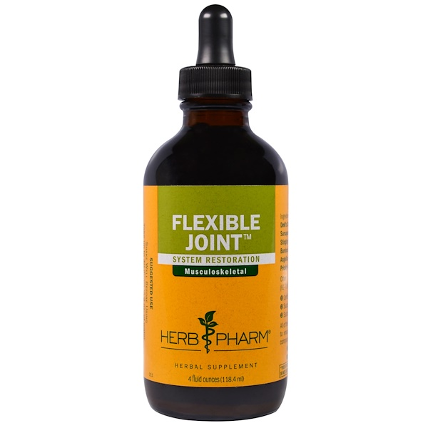 Herb Pharm, Flexible Joint, 4 fl oz (118.4 ml) (Discontinued Item)