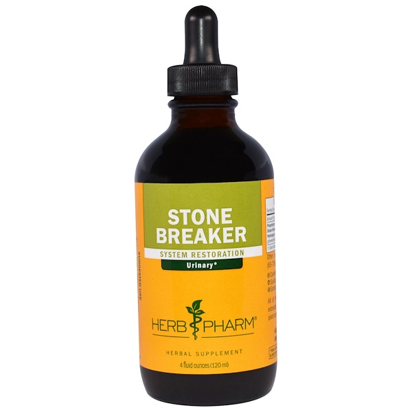 Herb Pharm, Stone Breaker, 4 fl oz (120 ml)