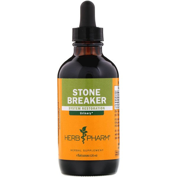 Herb Pharm, Stone Breaker (britador), 120 ml