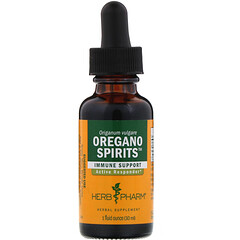 Herb Pharm, Oregano Spirits, 1 fl oz (30 ml)