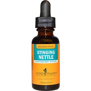 Herb Pharm, Brennnessel, Alkoholfrei, 1 fl oz (30 ml)