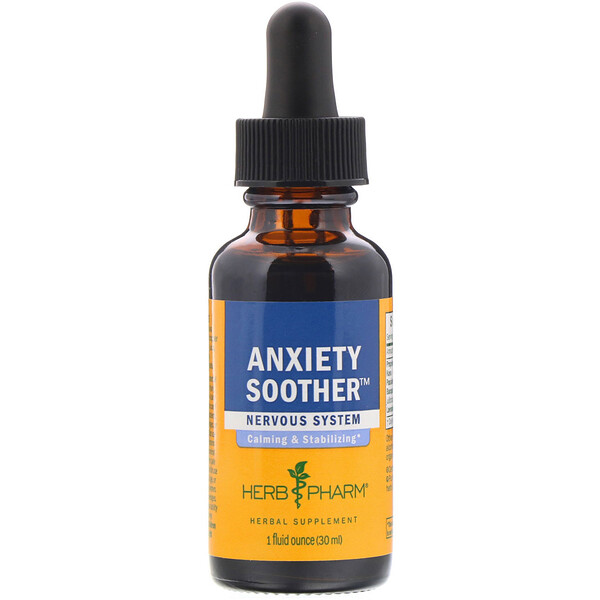 Anxiety Soother, 1 fl oz (30 ml)