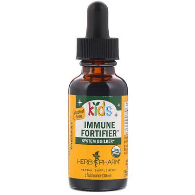 Купить Herb Pharm Иммуностимулятор для детей, без спирта, 30мл (1жидк.унция)