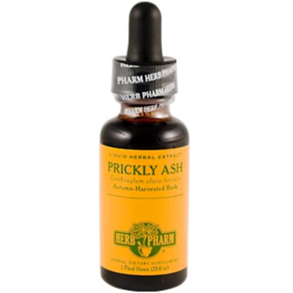 Herb Pharm, Prickly Ash, 1 fl oz (29.6 ml) (Discontinued Item)