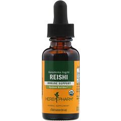 Herb Pharm, 靈芝,1液體盎司(30毫升)