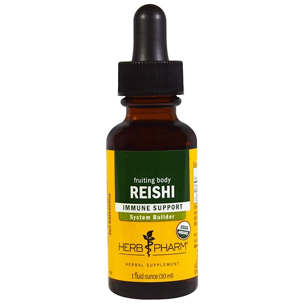 Herb Pharm, Reishi, 1 fl oz (30 ml)