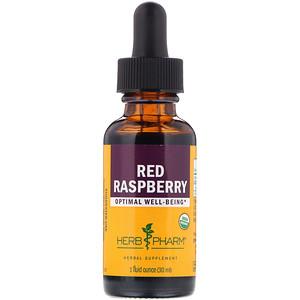 Херб Фарм, Red Raspberry, 1 fl oz (30 ml) отзывы
