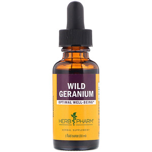 Херб Фарм, Wild Geranium, 1 fl oz (30 ml) отзывы