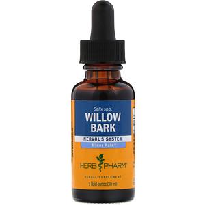 Херб Фарм, Willow Bark, 1 fl oz (30 ml) отзывы