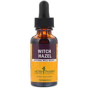 Херб Фарм, Witch Hazel, 1 fl oz (30 ml) отзывы