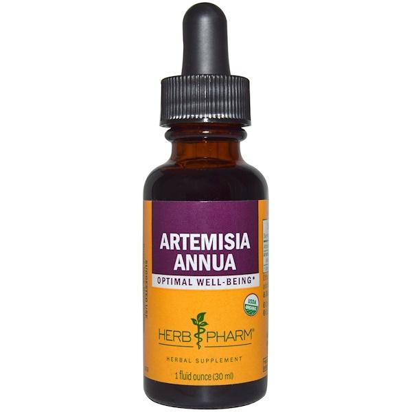 Herb Pharm, クソニンジン(Artemisia Annua), 1液量オンス(30 ml)