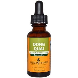 Herb Pharm, Dong Quai, 1 fl oz (30 ml)