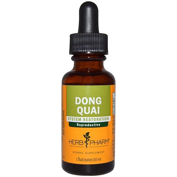 Herb Pharm, Dong Quai, 1 fl oz (30 ml)