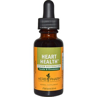 Herb Pharm, Heart Health, 1 fl oz (30 ml)