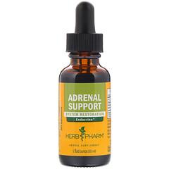 Herb Pharm, 腎上腺支持,1 液量盎司(30 毫升)