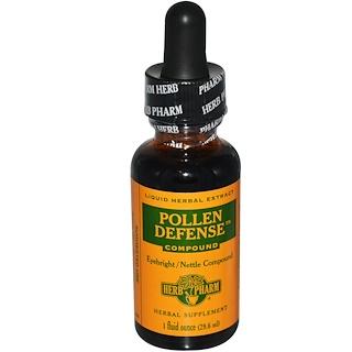 Herb Pharm, 花粉からの防御, 1液量オンス(30 ml)