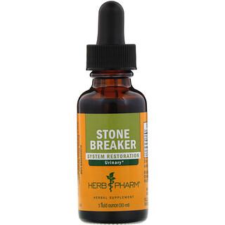 Herb Pharm, Stone Breaker,1 液量盎司(30 毫升)