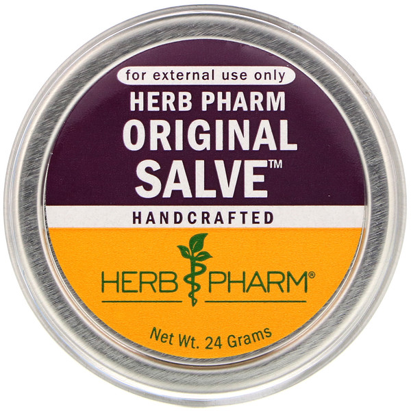 Herb Pharm, Original Salve, 24 g (Discontinued Item)