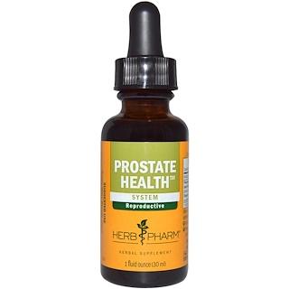 Herb Pharm, Prostata-Gesundheit, System, (1 fl oz 30 ml)