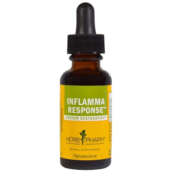 Herb Pharm, Inflamma Response, 1 fl oz (30 ml)