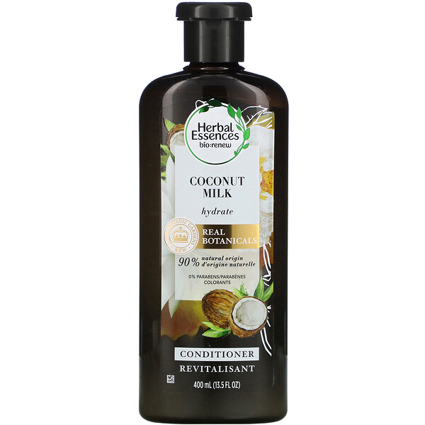 Hydrate Conditioner, Coconut Milk, 13.5 fl oz (400 ml)