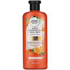 Herbal Essences, 裸色豐盈護髮素,白葡萄柚和 Mosa 薄荷,13.5 液量盎司(400 毫升)